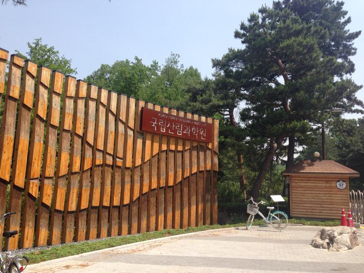 홍릉 수목원