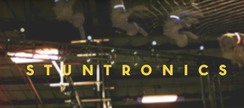 디즈니가 발표한 스턴트 로봇 스턴트로닉스 Stuntronics