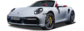 포르쉐 911 터보 카브리올레 (8세대)
