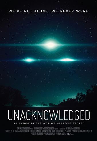 UFO, 은폐된 진실 | 다음영화
