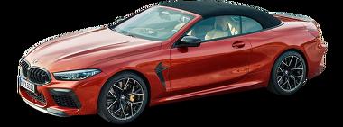 BMW M8 컨버터블 (1세대)