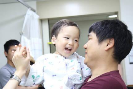 이강민 어린이 (부모 사진제공, 사용 동의)