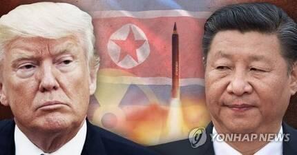 트럼프 시진핑 전화에 대한 이미지 검색결과