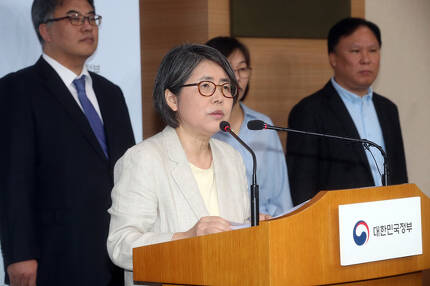 김영란 대입개편 공론화위원회 위원장. [중앙포토]