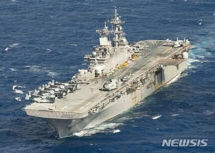 미국 해군 강습상륙함 와스프