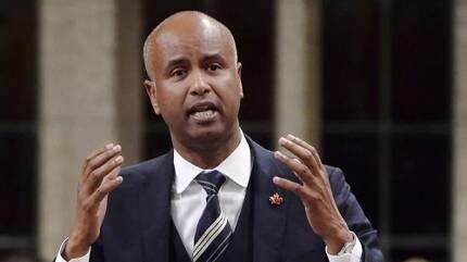 아흐메드 후센 캐나다 이민부 장관 [CBC 홈페이지]