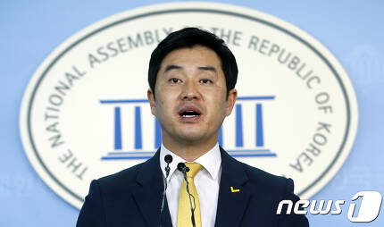 최석 정의당 대변인. © News1 안은나 기자