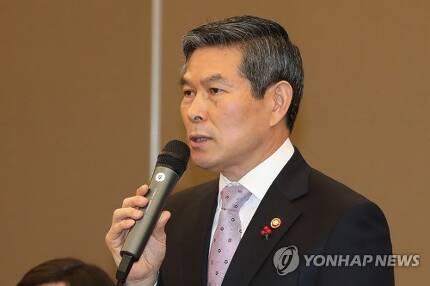 정경두 국방장관 [연합뉴스 자료사진]