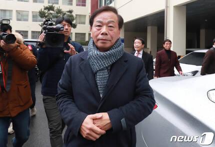이완영 자유한국당 의원. © News1 공정식 기자
