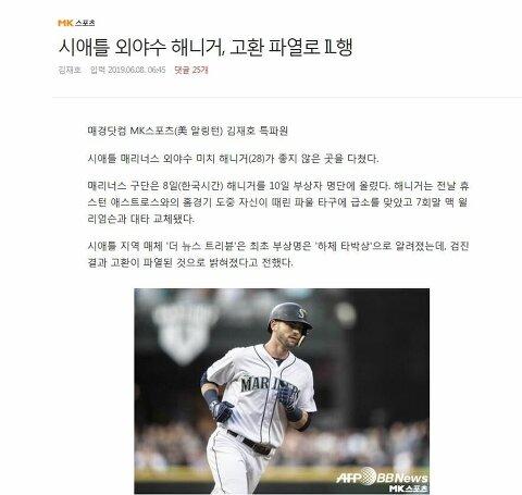 MLB 눈물나는 부상자명단 등록 사유.jpg