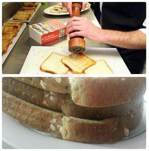 영국의 어메이징한 샌드위치