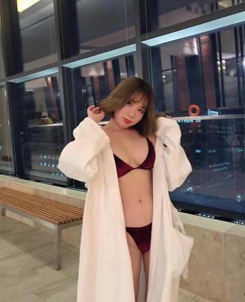 [계층](후☆방)모델 -박지연- 특집2(28장)
