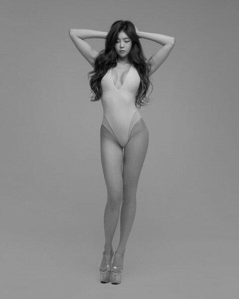 [사진]휘트니스 모델 신새롬(후방)