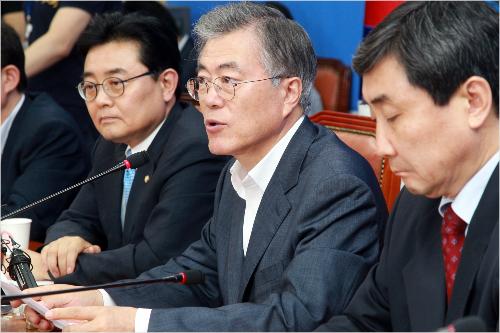 새정치민주연합 문재인 대표. (자료사진/윤창원기자)