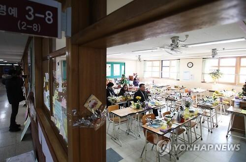 단원고 '존치교실'[연합뉴스 자료사진]