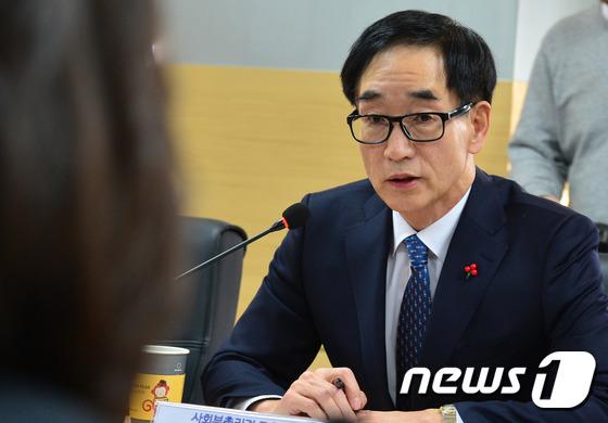 이준식 사회부총리 겸 교육부장관/뉴스1 ⓒNews1