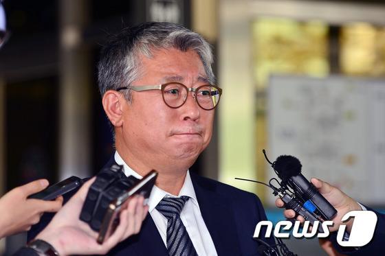 조응천 전 청와대 공직기강비서관. © News1