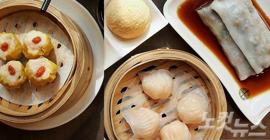 미슐랭 인정 레스토랑 팀호완에서 맛보는 딤섬은 생각만 해도 군침이 돈다. (사진=트래블스타 제공)