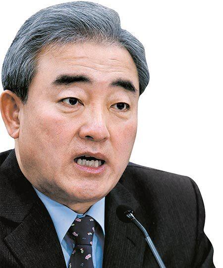 유진룡 전 문체부 장관