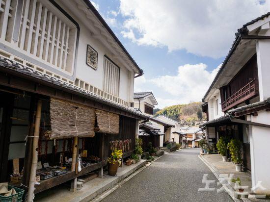 우치코 마을에서 일본의 전통과 역사를 엿볼 수 있다.(사진=참좋은여행 제공)