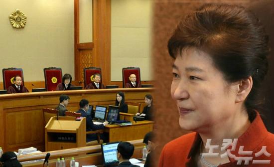 박근혜 대통령 '하야설'이 청와대의 부인에도 불구하고 여전히 수그러들지 않고 있다. (사진=자료사진)