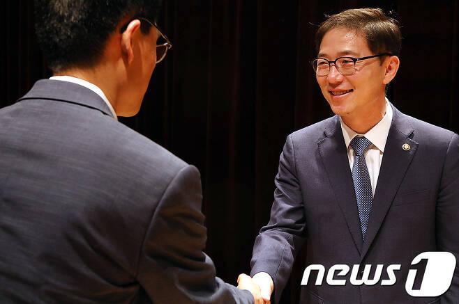 천해성 통일부 차관/뉴스1
