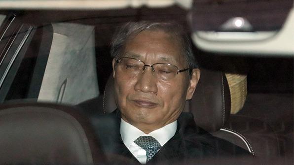 장충기 전 삼성그룹 미래전략실 차장