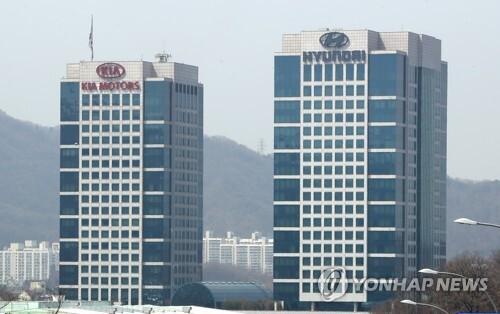 서울 양재동 현대·기아자동차 본사의 외경. [연합뉴스 자료사진]