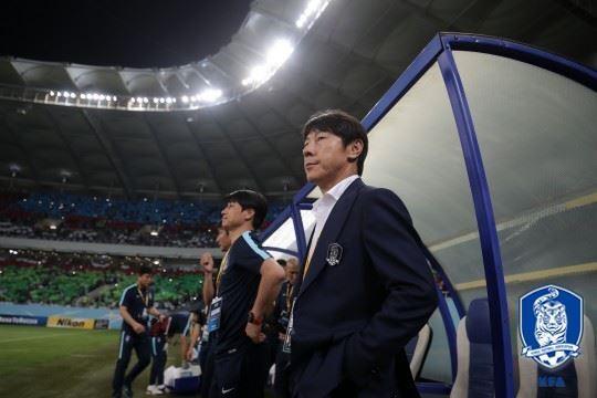 신태용호에도 2018 러시아 월드컵을 앞두고 수준급 피지컬 코치가 보강돼야 한다는 목소리가 높다. 대한축구협회 제공