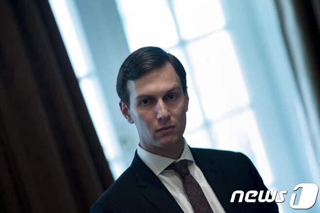 제러드 쿠슈너 백악관 선임고문 © AFP=뉴스1