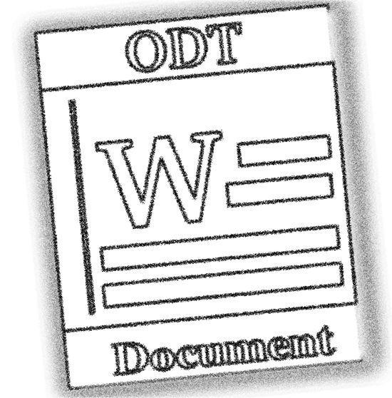 2018년 3월까지 21개 중앙정부부처가 온나라시스템 클라우드로 전환할 계획이다. 전환 이후 공문서 편집 소프트웨어가 PC에 설치된 상용SW에서 웹기반으로 바뀌며, HWP대신 ODT 포맷을 쓰게 된다. [사진=Pixabay 원본 편집]