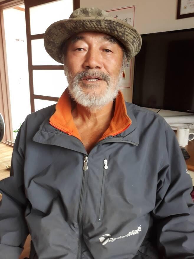 5·18 당시 제3공수특전여단 11대대 지역대장이었던 신순용(69) 전 소령이 지난 13일 전북 진안의 한 마을에서 지휘권 이원화 문제 등을 이야기하고 있다. 정대하 기자