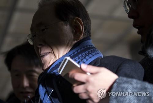 김백준 전 청와대 총무기획관 [연합뉴스 자료사진]