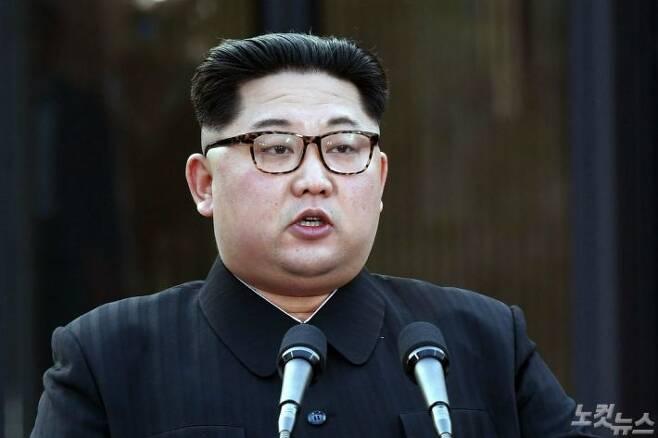 김정은 국무위원장. (사진=한국사진공동기자단)