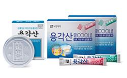 용각산쿨은 기관지에 좋은 생약성분이 들어있어, 미세먼지 배출을 돕는다. /사진=보령제약 제공