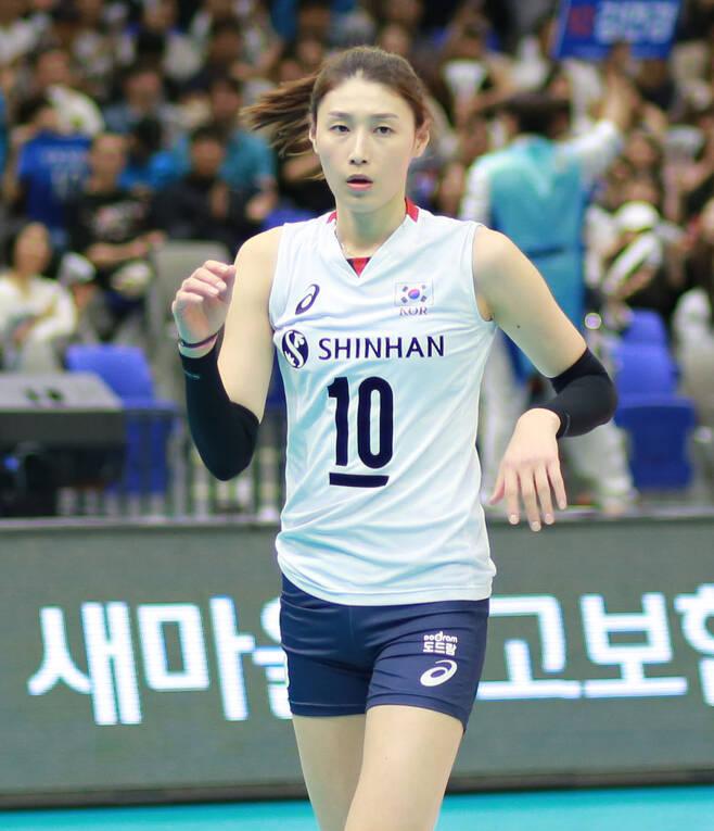 김연경 선수 ⓒ박진철