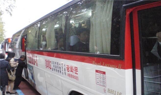 경기도는 공항버스의 시외버스 면허화와 '남경필표 광역버스 준공영제'를 사실상 폐지하기로 했다. 경기도 제공