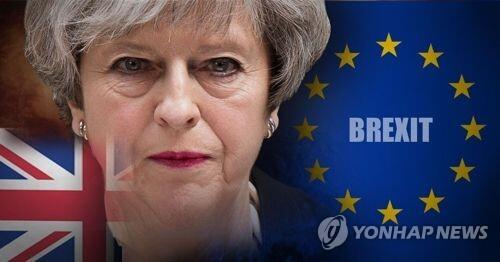 메이 총리, 브렉시트 협상 어떻게 될까?(PG) [제작 조혜인]