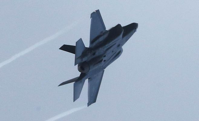 F-35 스텔스 전투기 ⓒPIC연합·AP연합