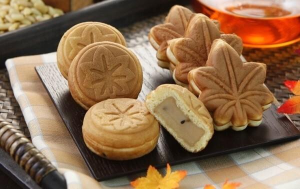 속초 단풍빵