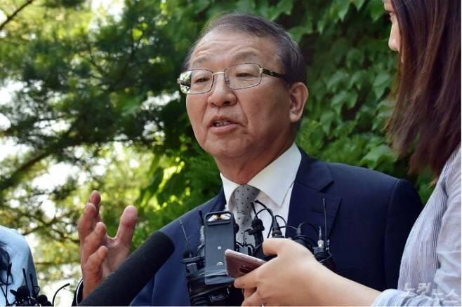 양승태 전 대법원장. (사진=윤창원 기자/자료사진)
