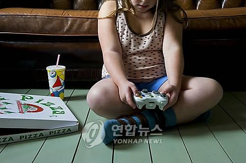 (ANP) 14045120 어린이 비만