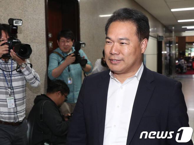 이용주 민주평화당 의원. /뉴스1 © News1 신웅수 기자