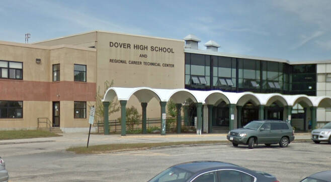 미국 뉴햄프셔주 도버고등학교 NBC 방송화면 캡처
