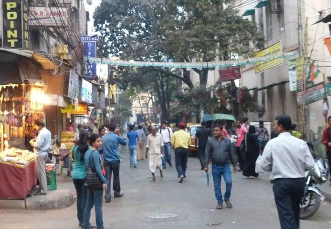 2014년 인도 콜카타 서더스트릿 /사진=위키커먼스