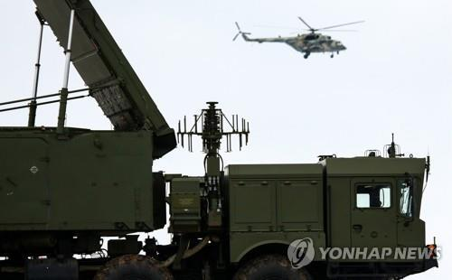 S-400 지대공 방공미사일 시스템 [TASS=연합뉴스]