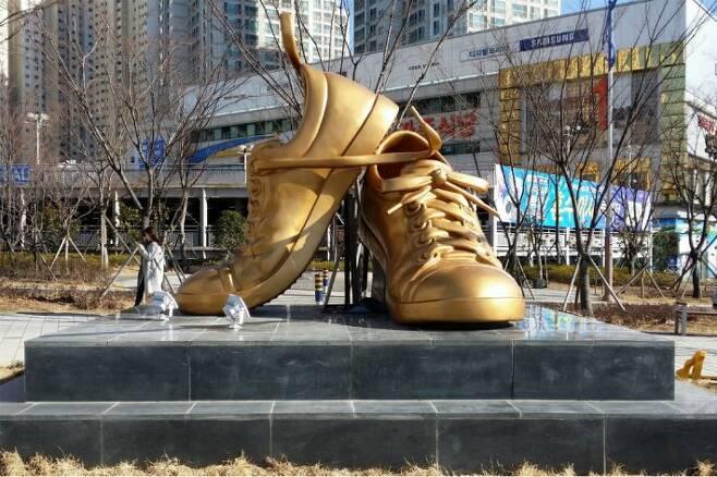 (주)화승은 지난달 31일 서울회생법원에 기업회생 절차를 신청했다. 법원은 화승의 채권추심과 자산 처분을 막는 포괄적 금지명령을 내렸다. (사진=연합뉴스)