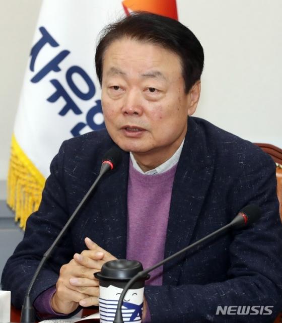 한선교 자유한국당 사무총장/사진=뉴시스