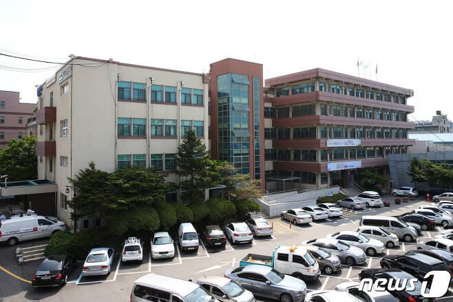인천 미추홀구청 전경(미추홀구 제공)/뉴스1 © News1 박아론 기자