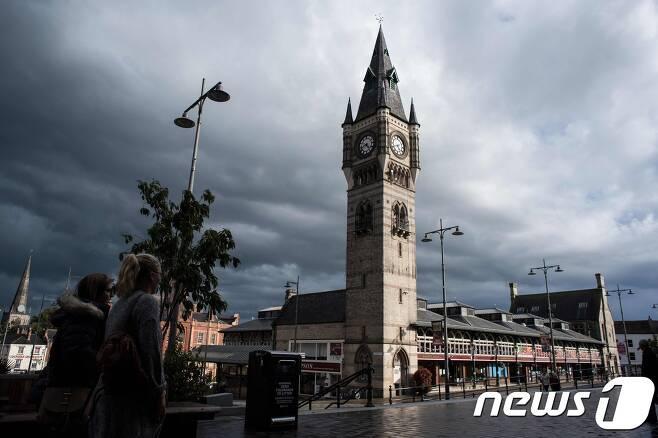 영국 경제. © AFP=뉴스1